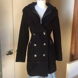NWOT Kenzie Size XS Wool Blend Jacket